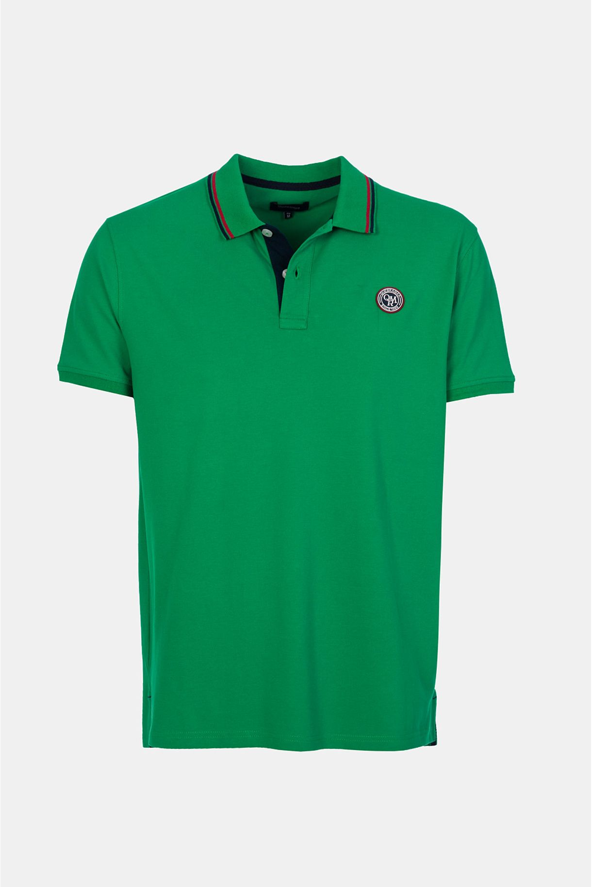 POLO WITH 100% COTTON APPLICATION