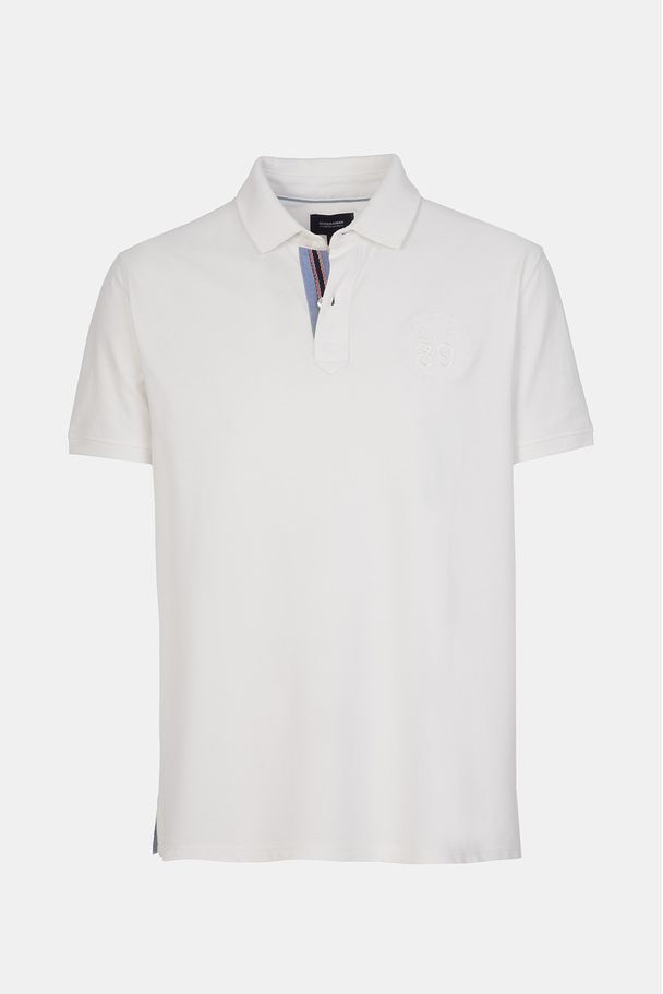 POLO WITH EMBROIDERY