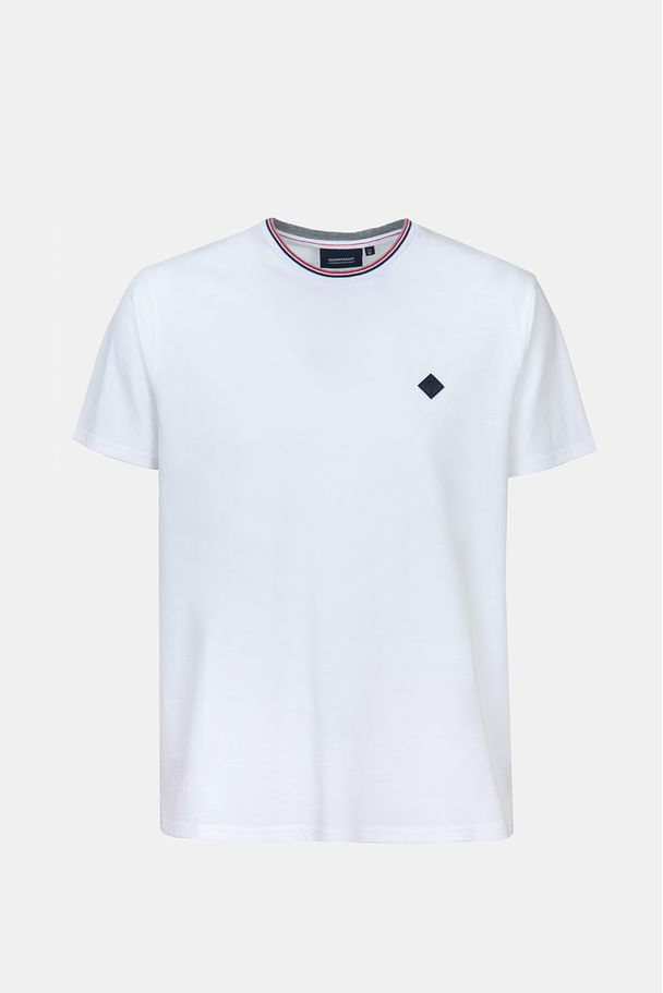 BASIC T-SHIRT WITH APPLICATION