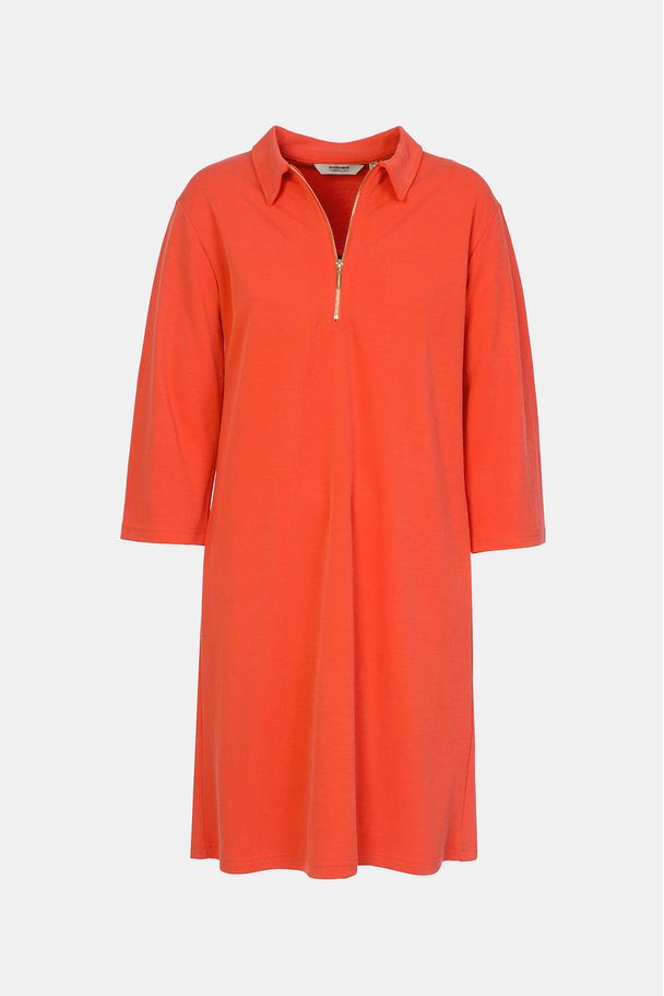 DRESS WITH A PLAIN zip
