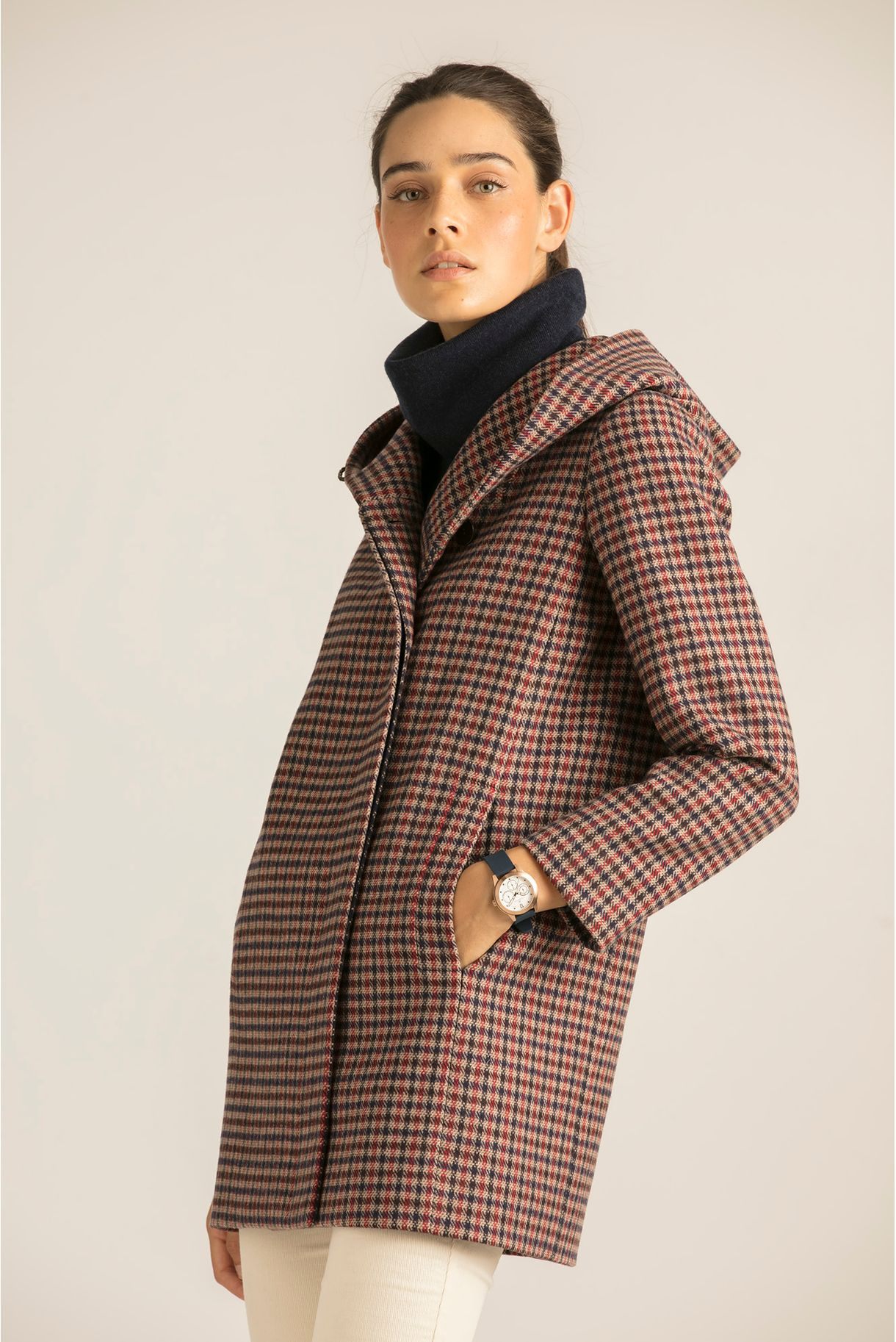 CANADIAN CHESSED JACKET